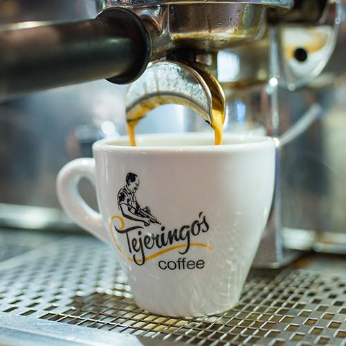 La máquina es clave para respetar los parámetros de cada variedad de café
