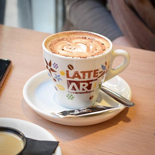 Te los servimos en tu mesa para que disfrutes del mejor aroma y sabor del café